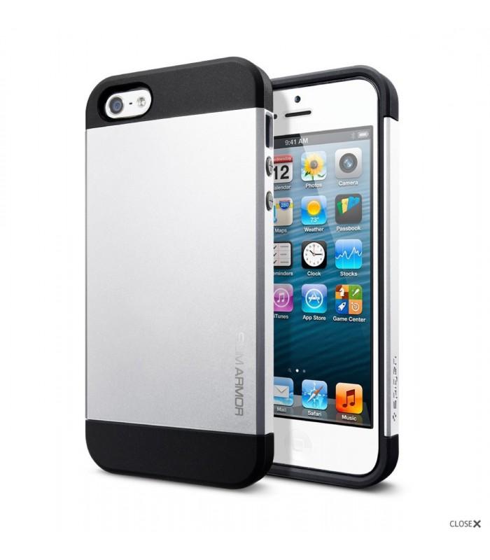 SGP Slim Armor obal na iPhone 5 5s SE OEM - MACLIFE - Apple ... 7b35cd776d1