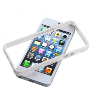 Transparent bumper na iPhone 5/5s