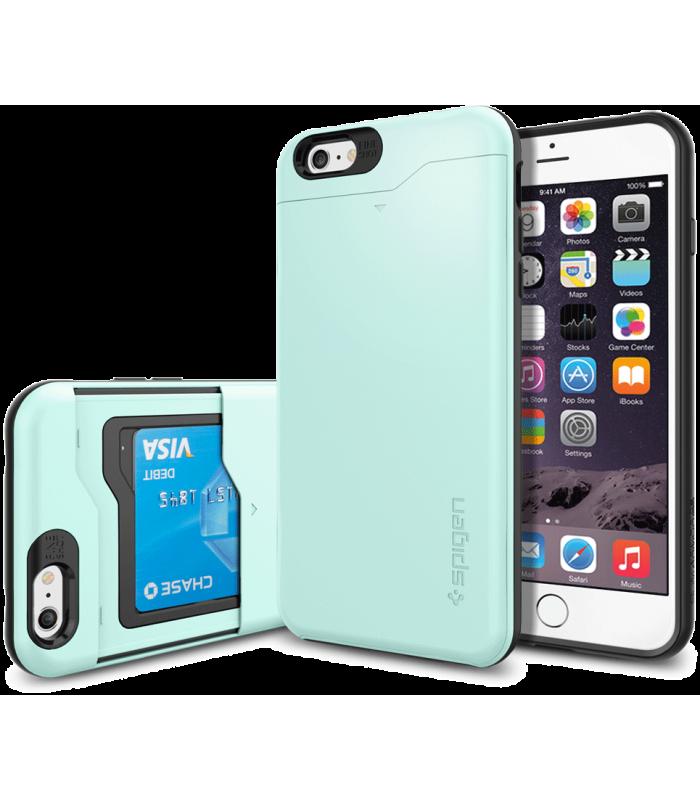 Spigen Slim Armor CS iPhone 6 Plus 6s Plus - MACLIFE - Apple ... 43d732e973c