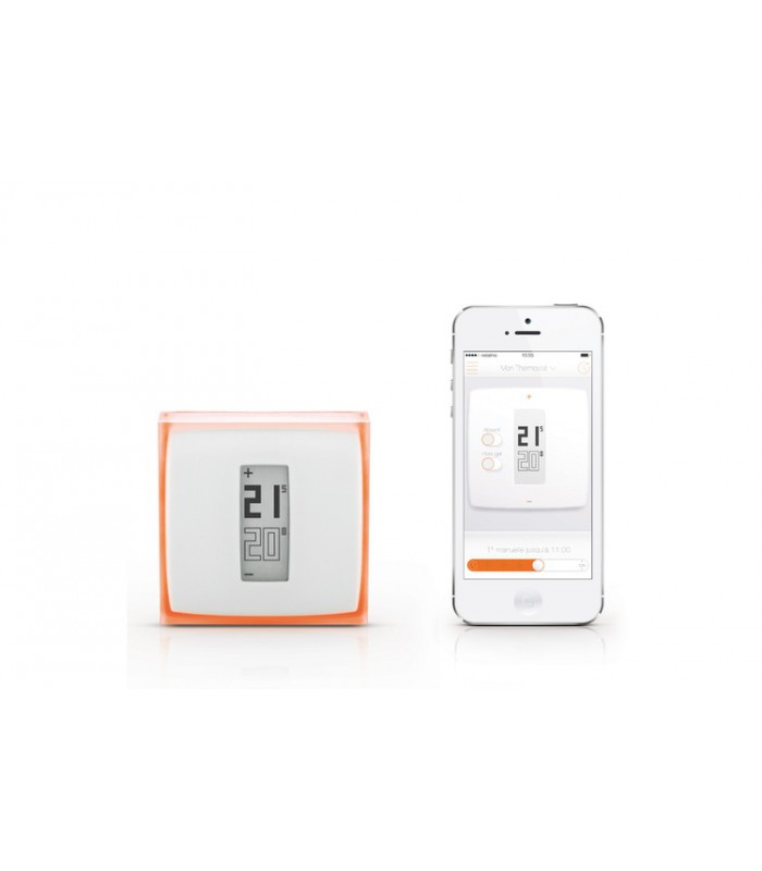 netatmo thermostat maclife. Black Bedroom Furniture Sets. Home Design Ideas