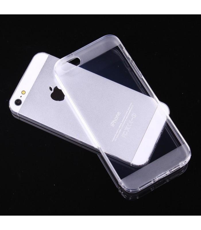 Ultratenký TPU obal na iPhone 5 5s SE - MACLIFE - Apple príslušenstvo 6c5fed97c94