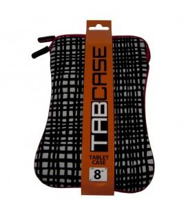 TabCase sleeve 8 Black&White