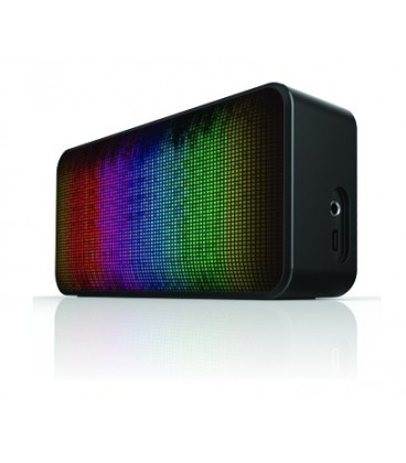 iLuv Bluetooth speaker with party pulsed LED light
