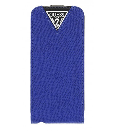 Guess Couture Navy Flip iPhone 5/5s