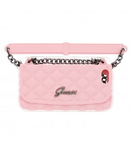 Guess Quilted Clutch Silikon iPhone 5/5s/SE