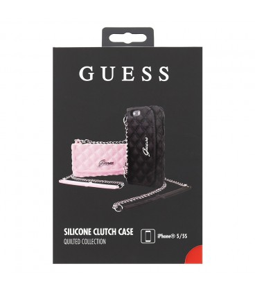 Guess Quilted Clutch Silikon iPhone 6
