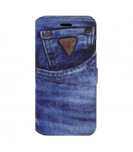 Guess Denim Book iPhone 5/5s/SE
