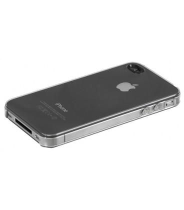 Ultratenký priesvitný obal na iPhone 4/4S (clear)