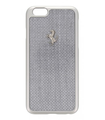Ferrari GT Carbon Aluminium iPhone 6