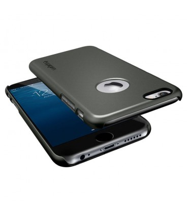 Spigen Thin Fit A, gunmetal - iPhone 6