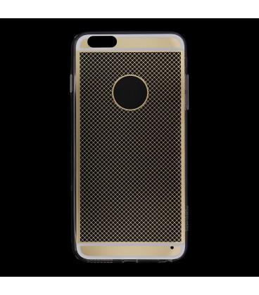 JEKOD TPU UltraThin Gold 1B iPhone 6 Plus