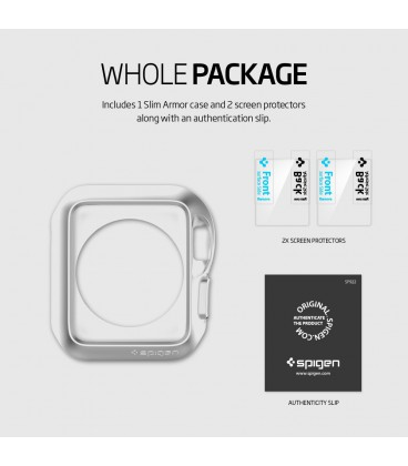 Spigen Slim Armor Apple Watch 42mm