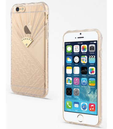 USAMS TPU Wheat iPhone 6/6s
