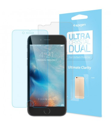 Spigen Steinheil Ultra Crystal Dual iPhone 6/6s