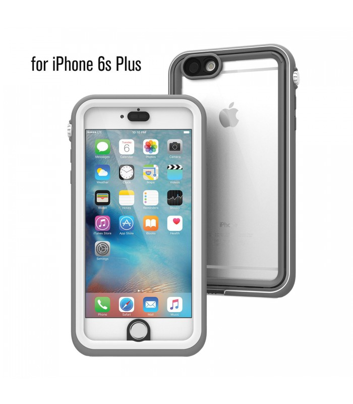 Catalyst Waterproof case iPhone 6 Plus 6s Plus - MACLIFE - Apple ... 02f51a83b51