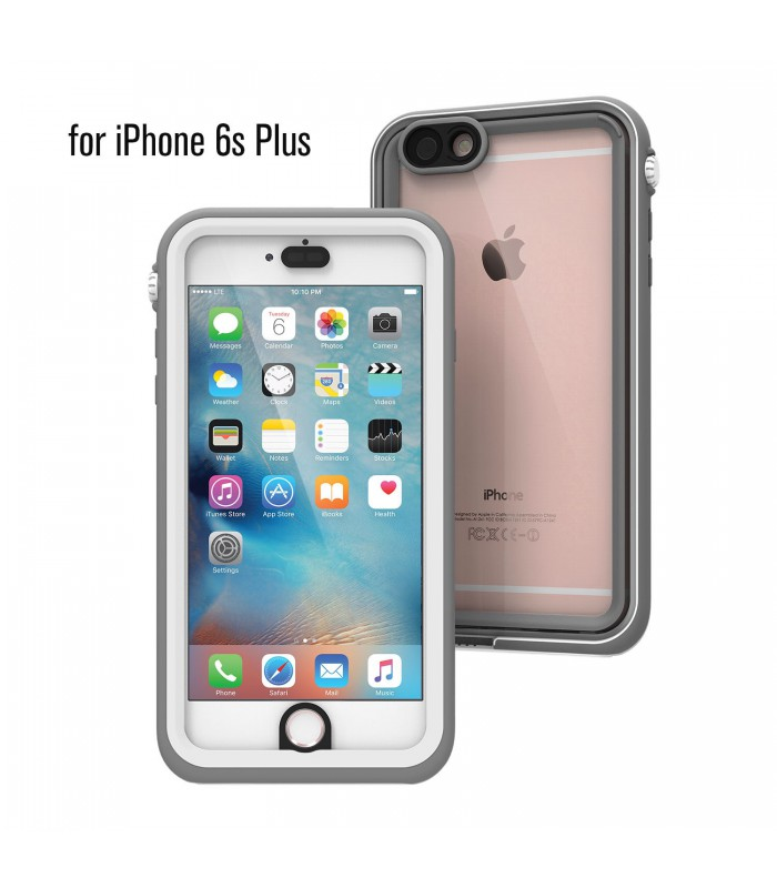 Catalyst Waterproof case iPhone 6 Plus 6s Plus - MACLIFE - Apple ... 5d5a4bb44c4