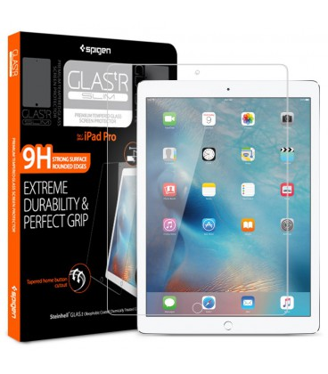 Spigen Screen Protector GLAS.tR SLIM iPad Pro