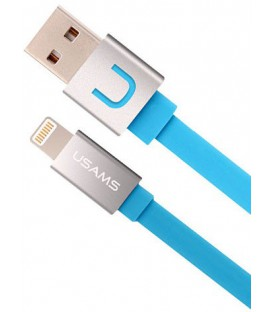 USAMS UC Dátový Kabel Lightning Blue