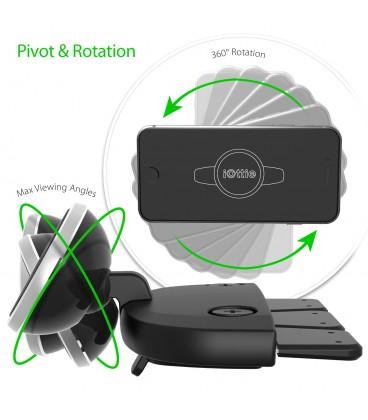 iOttie iTap Magnetic CD Slot Mount