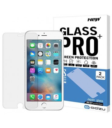 Odzu Glass Screen Protector Phone 5/5s/SE (2ks)