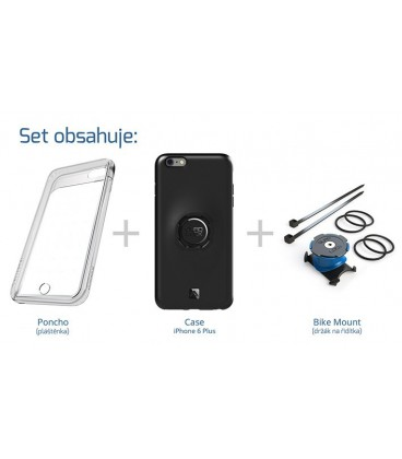 Quad Lock Bike Kit iPhone 6+/6s+