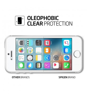 Spigen LCD Film Crystal CR iPhone 5/5s/SE
