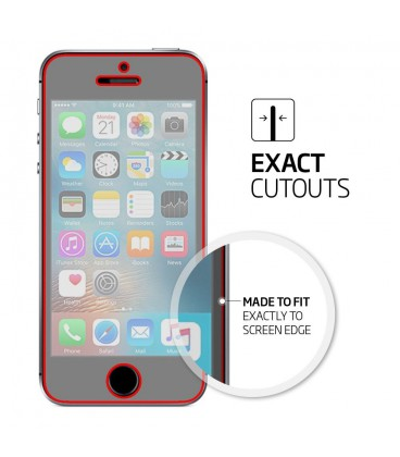 Spigen LCD Film Crystal CR iPhone 5/5s/SE