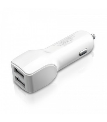 Anker 24W Dual-Port Rapid USB Car Charger