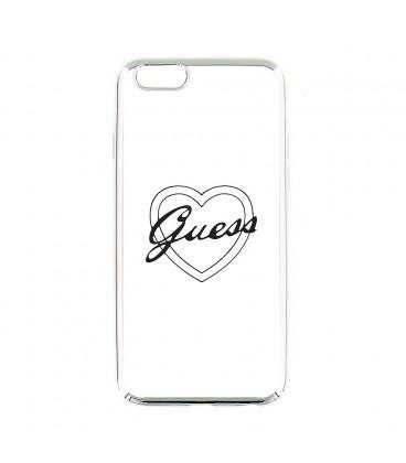 Guess Signature TPU Heart iPhone 6/6s