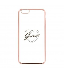 Guess Signature TPU Heart iPhone 6 Plus/6s Plus