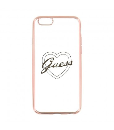 Guess Signature TPU Heart iPhone 5/5s/SE