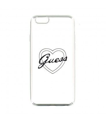 Guess Signature TPU Heart iPhone 5/5s/SE