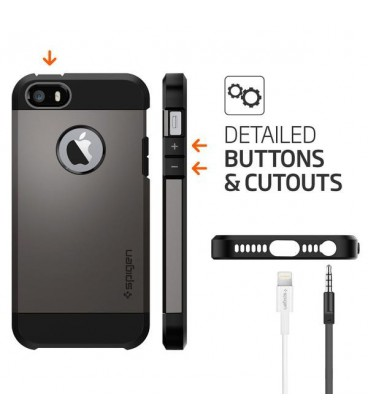 Spigen Tough Armor iPhone 5/5s/SE