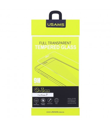 USAMS Tempered Glass 9H 0,3 mm iPhone 7