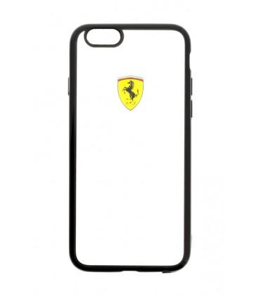 Ferrari Racing TPU Transparent iPhone 6/6s