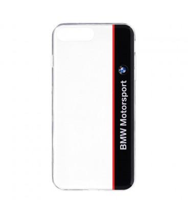 BMW Motorsport Blue TPU iPhone 7+