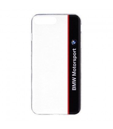 BMW Motorsport Blue TPU iPhone 7+