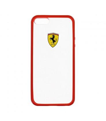 Ferrari Racing TPU Transparent iPhone 5/5s/SE