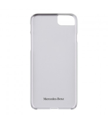Mercedes Hard Case Aluminium iPhone 7+
