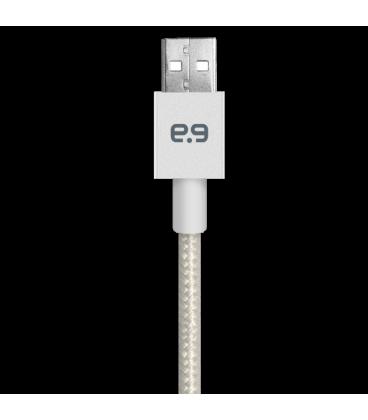 PureGear Metallic Lightning USB (1.2m)
