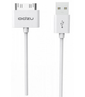 Odzu USB Charging Sync Cable 30pin