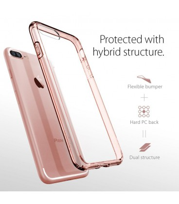 Spigen Ultra Hybrid iPhone 7+