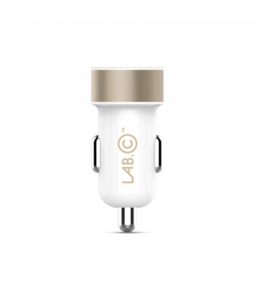 LAB.C 2 Port Car Charger A.L 3.4A