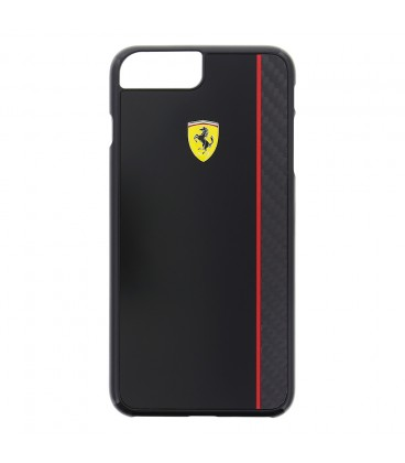 Ferrari Scuderia Real Carbon iPhone 7+/8+