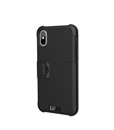 UAG Metropolis case Black iPhone X