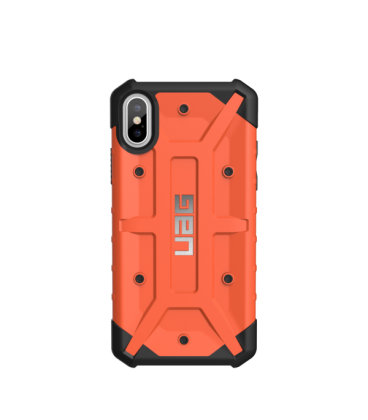 UAG pathfinder case Rust iPhone X
