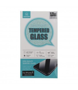 USAMS BH371 Tempered Glass 0.15mm Soft Edge iPhone X/XS