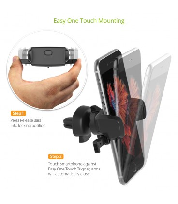 iOttie Easy One Touch Mini Vent Mount