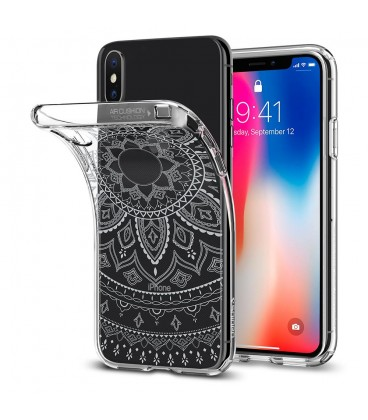 Spigen Liquid Crystal iPhone X