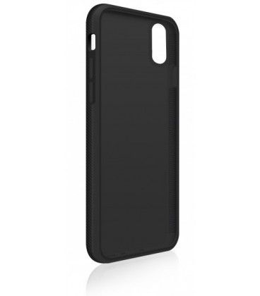 Black Rock Material Case Real Carbon iPhone X